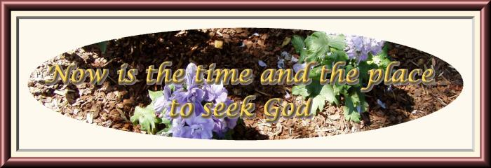 Psalm 132:14 This is My rest for ever: here will I dwell; for I have desired it.